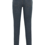 WOMENS JEANS WITH ZIP AT FOOT ENDS