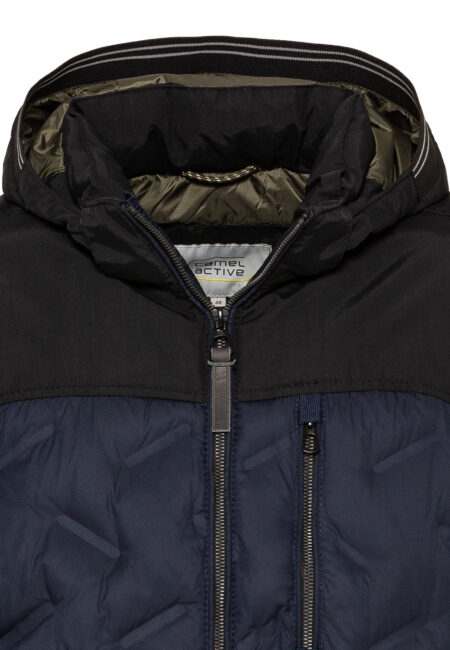 MODERN QUILTED JACKET