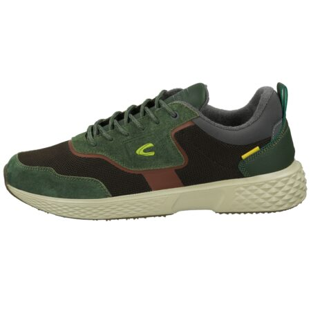 CASUAL SNEAKERS- GREEN