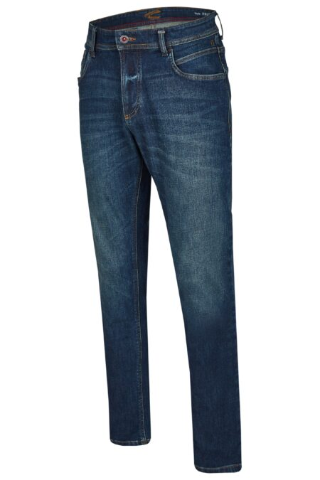 JEANS- STONE WASHED