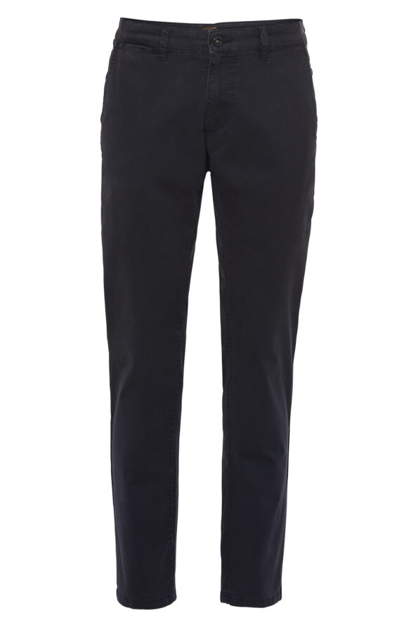 CHINO TROUSERS- NAVY BLUE