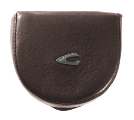COIN WALLET- BROWN