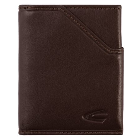 RFID WALLET SMALL- BROWN