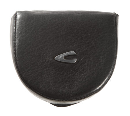 COIN WALLET- BLACK