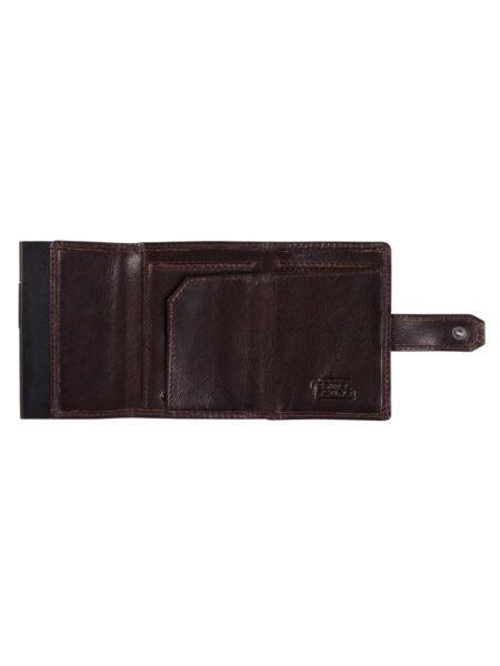RFID CARD HOLDER MEDIUM- BROWN