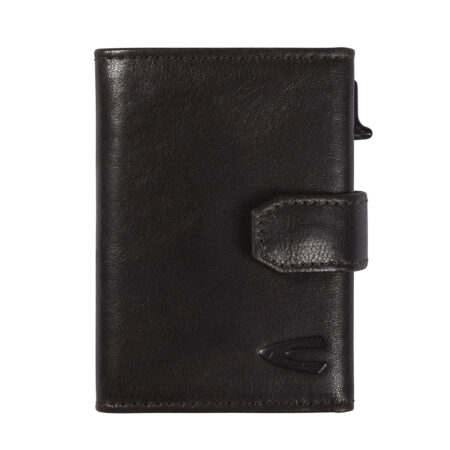 RFID CLIP CARD HOLDER - BLACK