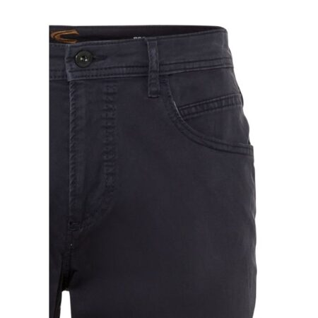 5 POCKET TROUSERS- BLUE