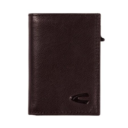 RFID CARD HOLDER - BROWN