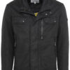 COTTON JACKET- BLACK