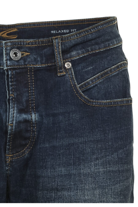 JEANS RELAXED FIT- STONE WASH
