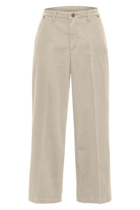 LADIES CHINO TROUSERS- BEIGE