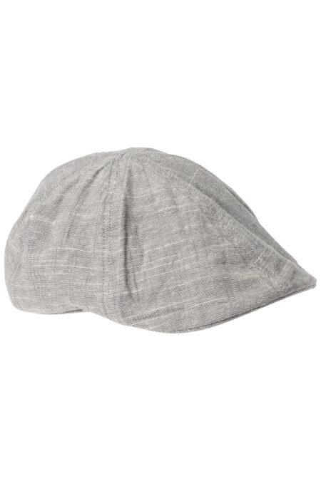 FLAT CAP- GREY