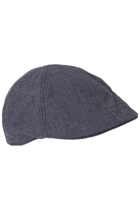 FLAT CAP- BLUE