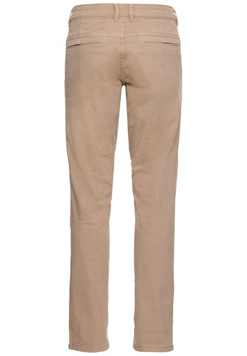 CHINO TROUSERS- BEIGE