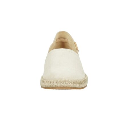 LADIES ESPANDRILLE SHOES- BEIGE