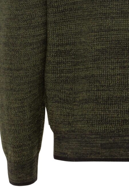 TROYER PULLOVER- GREEN