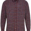 SMALL CHECK SHIRT- BLUE AND RED