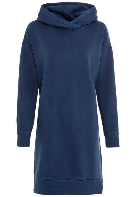 DRESS HOODIE- BLUE