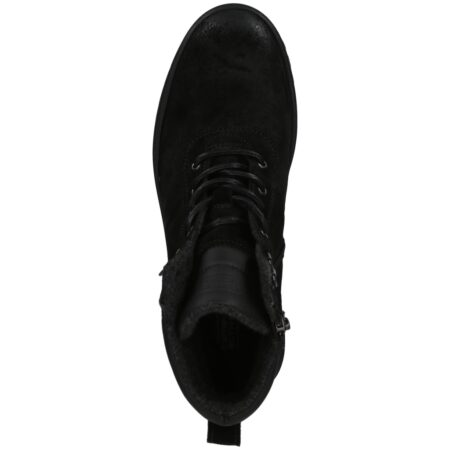 BOOTS CROSS- BLACK