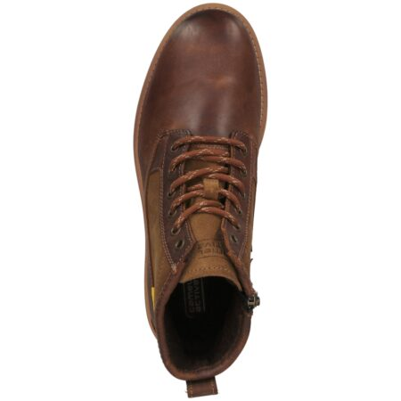 BOOTS COPPER- BROWN