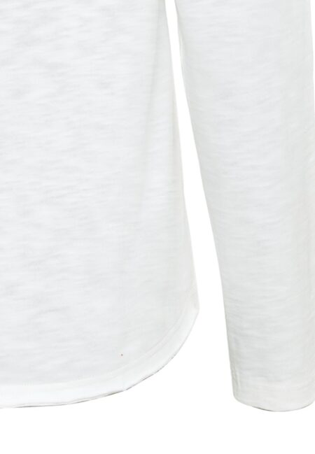 COTTON T-SHIRT- WHITE