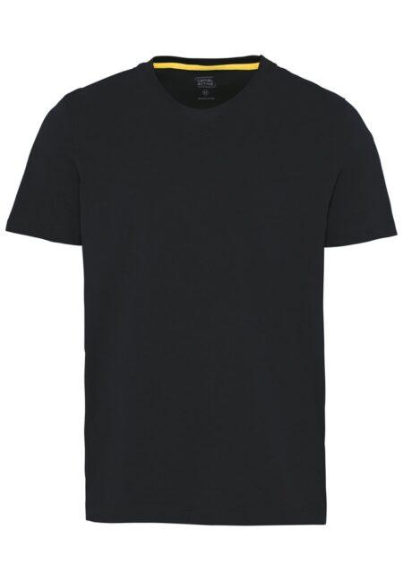 BASIC T-SHIRT- BLACK