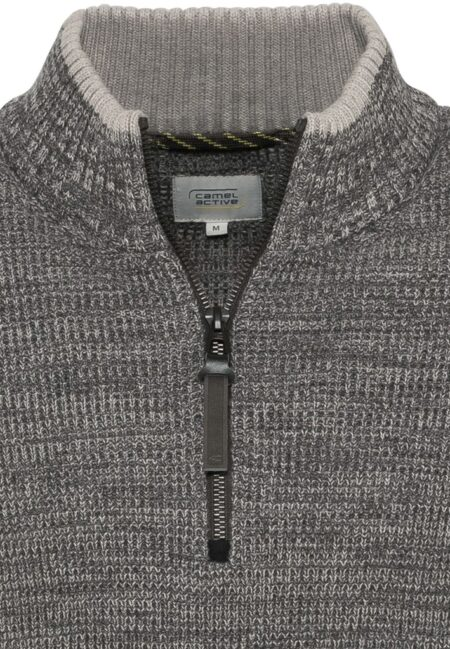 PULLOVER TROYER- STONE