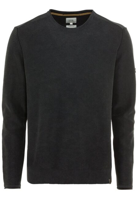 PULLOVER- ANTHRACITE