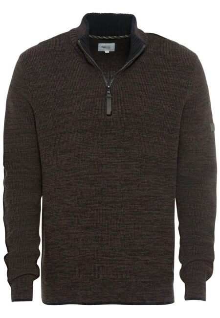 PULLOVER TROYER- BROWN